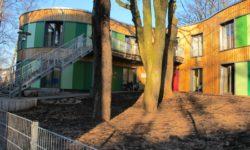 Einweihnung Kita Baumhaus in Eppendorf