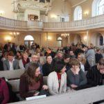 Feierliche Übergabe des Evangelischen Gütesiegels BETA in der Christians-Kirche in Ottensen
