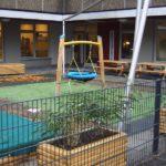Aussenspielfläche Kita am Stadtpark