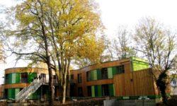 Eröffnung kita Baumhaus
