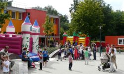 GBS Alte Forst Hüpfburgenfest