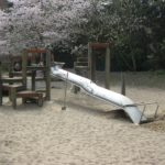 Kita Kinderburg in Borgfelde Spielplatz