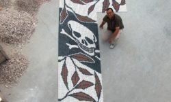 Mosaik Kita Piratennest