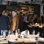 hamburg work hatte zum Charity Lunch in Hensslers Küche eingeladen.