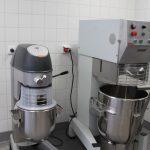 Maschinen die in der kalten Küche verwendet werden