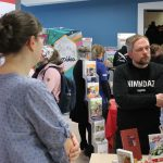 Reges Interesse am Stand der Pestalozzi-Stiftung Hamburg