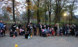 Lichterfest Kita Zaubwiese in HH-Wilstorf
